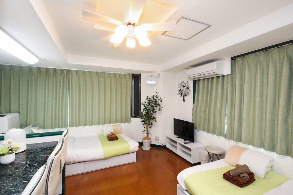 東京都江東区Airbnb運用